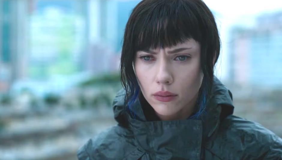 Ghost in the Shell fracassa em estreia nos EUA