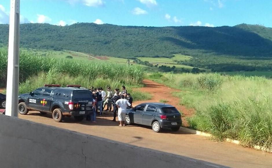 Pai confessa que matou a filha com um tiro na cabeça, em Goianésia