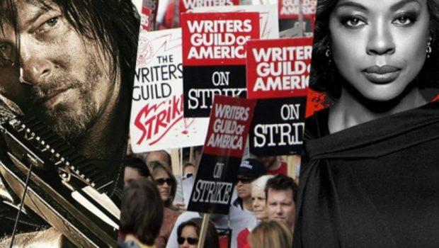 Roteiristas de Hollywood dão indicativo de greve
