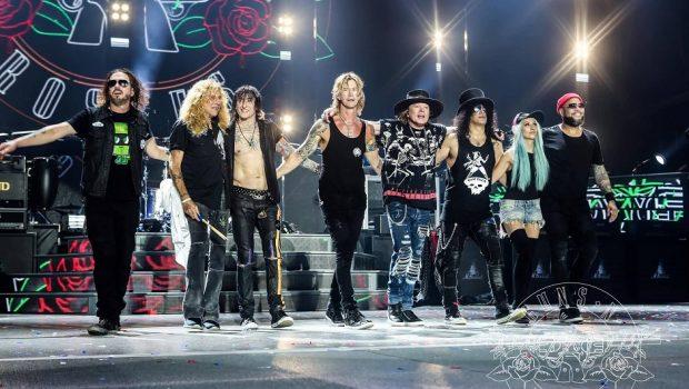 Guns N' Roses e The Who podem fazer turnê juntos pelo Brasil