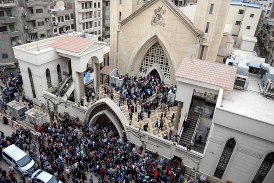 Estado Islâmico assume autoria de atentados em igrejas no Egito