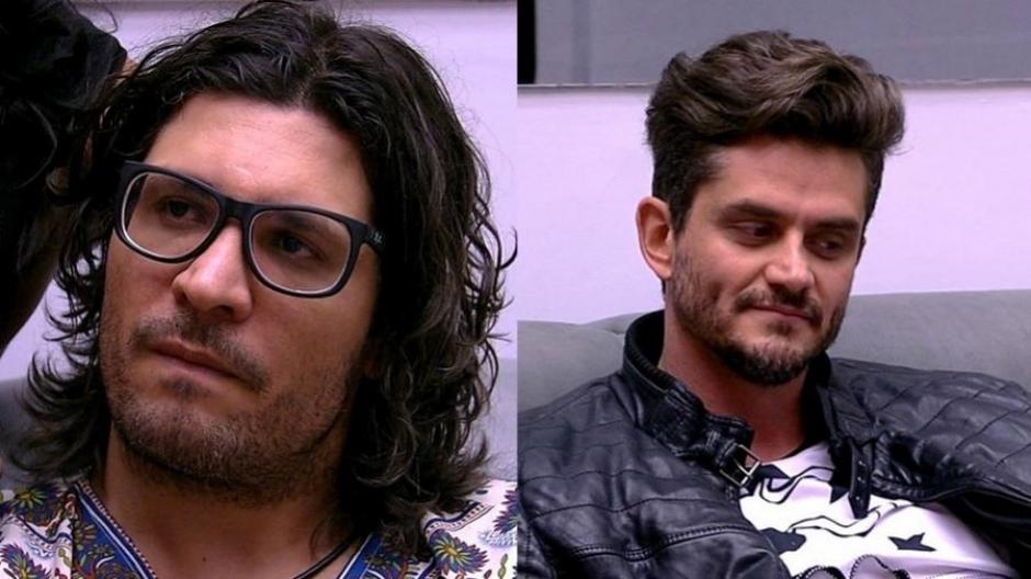 BBB 17: Ilmar e Marcos se enfrentam no Paredão desta semana