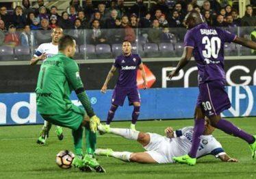 Inter sofre 'apagão', leva 4 em 18min e perde para a Fiorentina em jogo de 9 gols