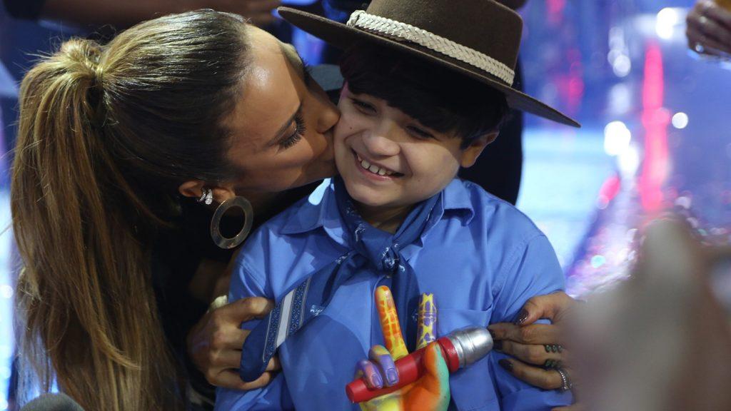 Gauchinho Thomas Machado é o campeão da segunda temporada do 'The Voice Kids'