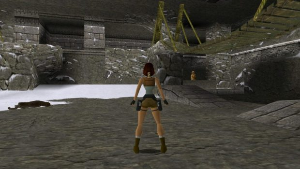 Você pode jogar um trecho do Tomb Raider original no seu navegador