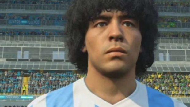 Konami responde acusação de que teria usado imagem de Maradona sem permissão