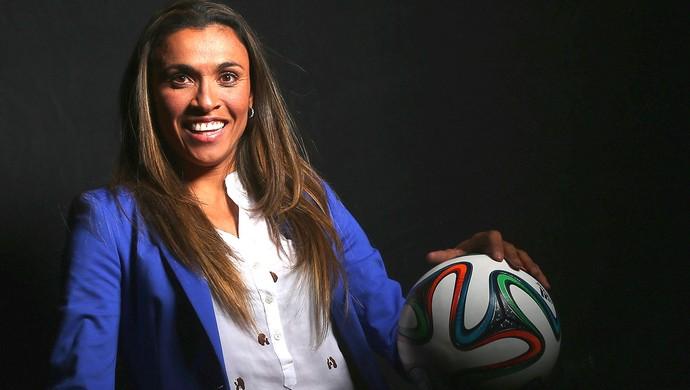 Brasileira Marta é anunciada como nova jogadora do Orlando Pride dos EUA