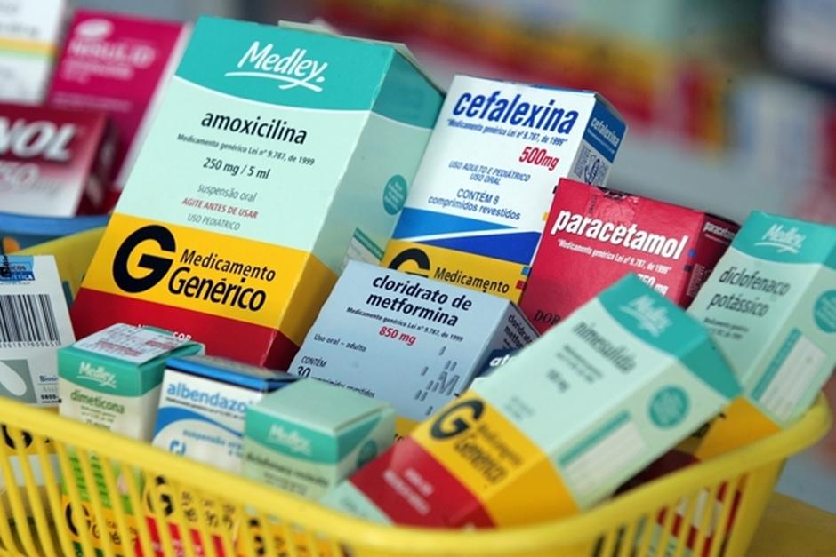 Medicamentos genéricos podem variar até 600% em farmácias de Goiânia