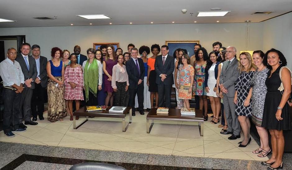 Projeto de inclusão leva bolsistas de Goiás para Mestrado no Reino Unido