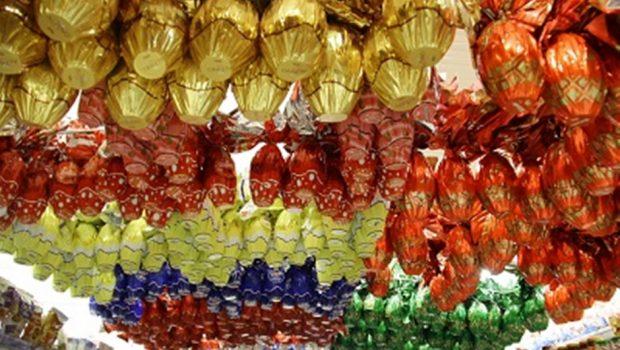 Procon Goiânia encontra diferença de até 167% em preços de ovos de páscoa