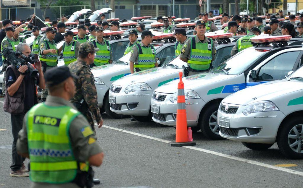 PM recupera 87 veículos nos quatro dias da Operação Tiradentes