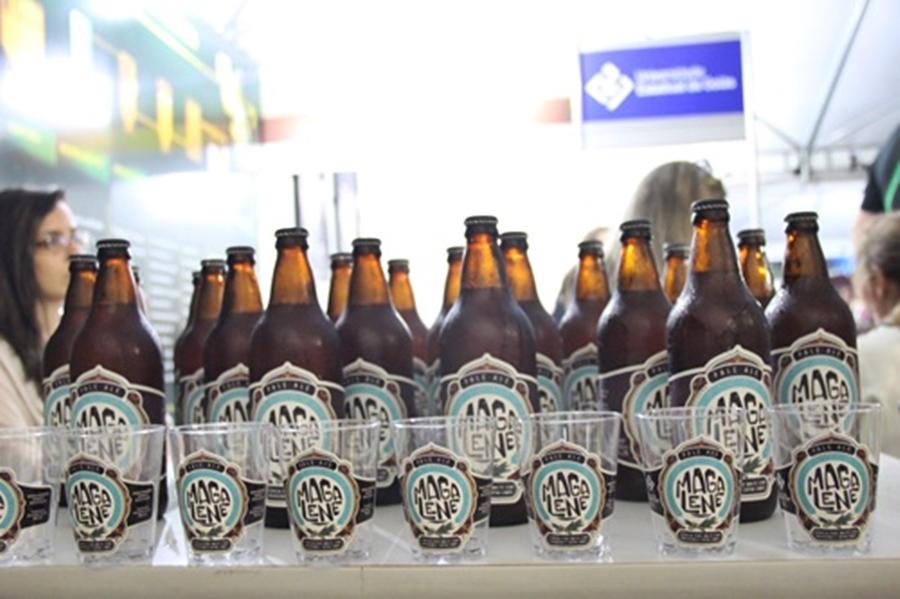 UEG apresenta cerveja feita por estudantes no Piri Bier