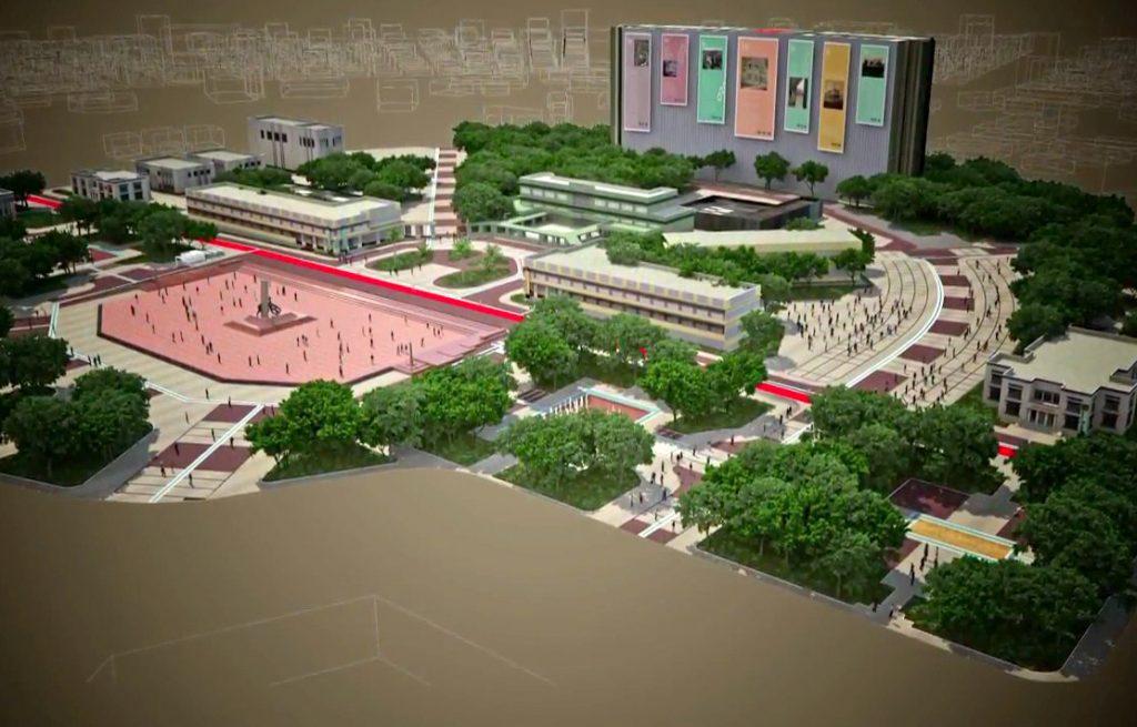 A Praça Cívica como centro cultural e ferramenta de resgate histórico