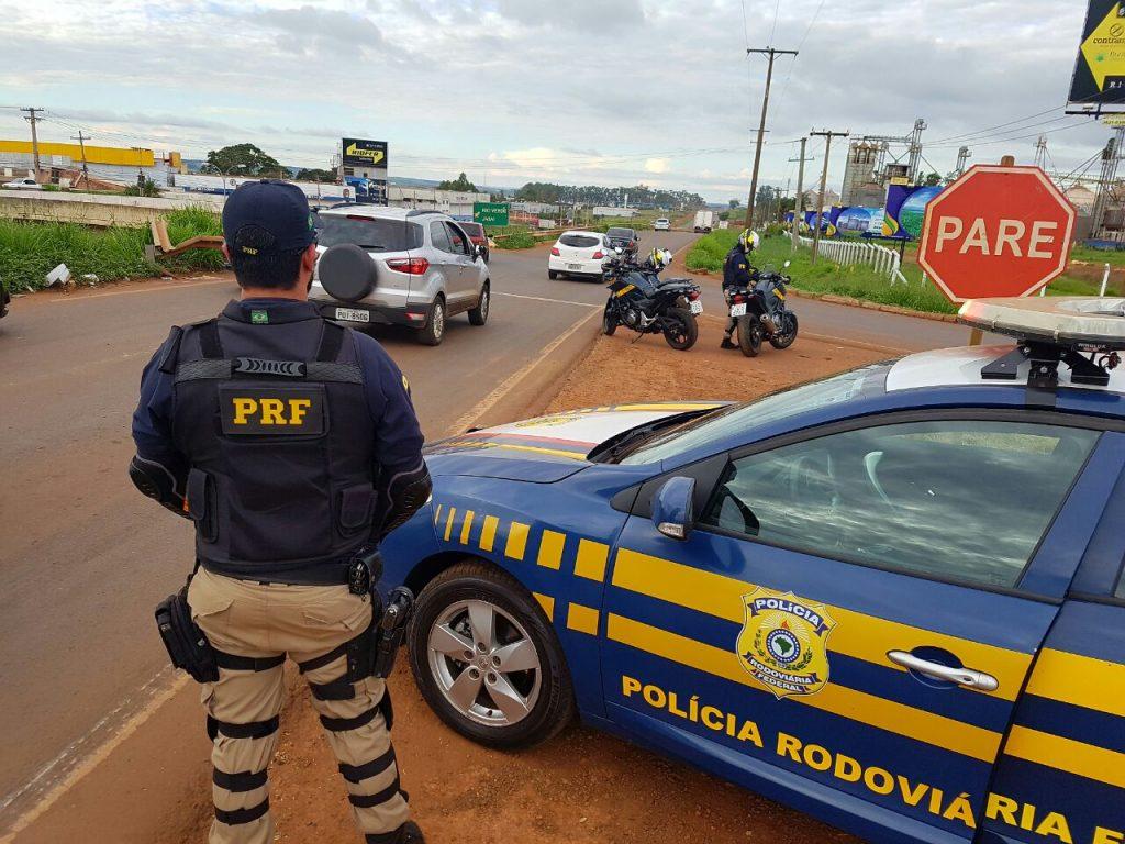 PRF monta operação especial para jogo entre Goiás e Vila Nova