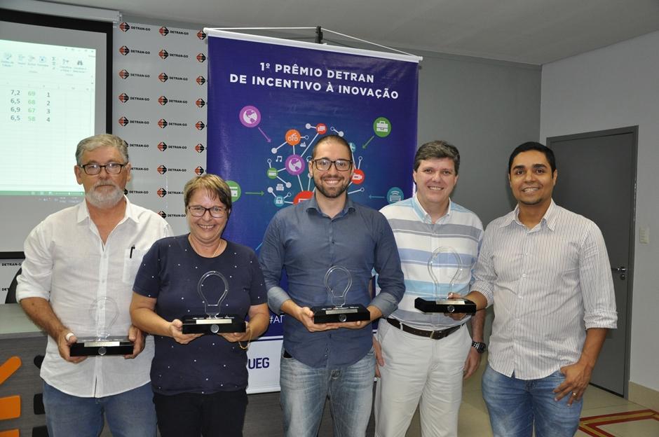 Pupilômetro vence 1º Prêmio Detran de Inovação
