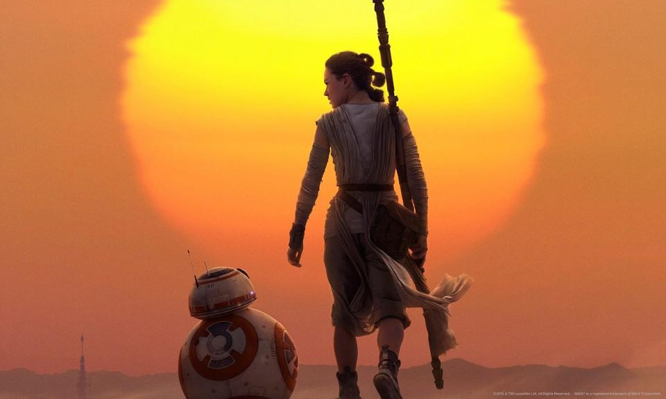 Novo Star Wars deve revelar quem são os pais de Rey