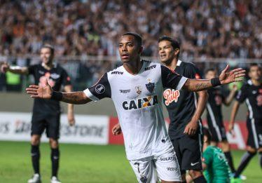 Robinho marca, Atlético-MG derrota o Libertad e retoma a liderança do Grupo 6