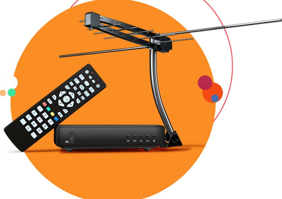 Agendamento de retirada do kit de TV digital poderá ser feita no Vapt Vupt