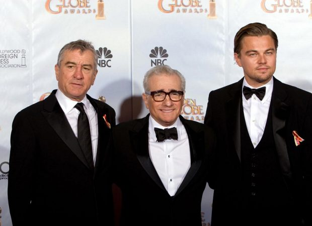 Martin Scorsese, Leonardo DiCaprio e Robert De Niro podem se ...