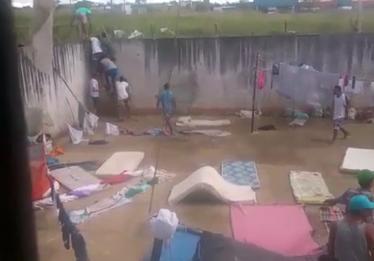 Homem morre em tentativa de fuga da Colônia Agroindustrial do Regime Semiaberto de Aparecida de Goiânia