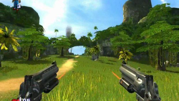 Serious Sam acaba de ser lançado para VR