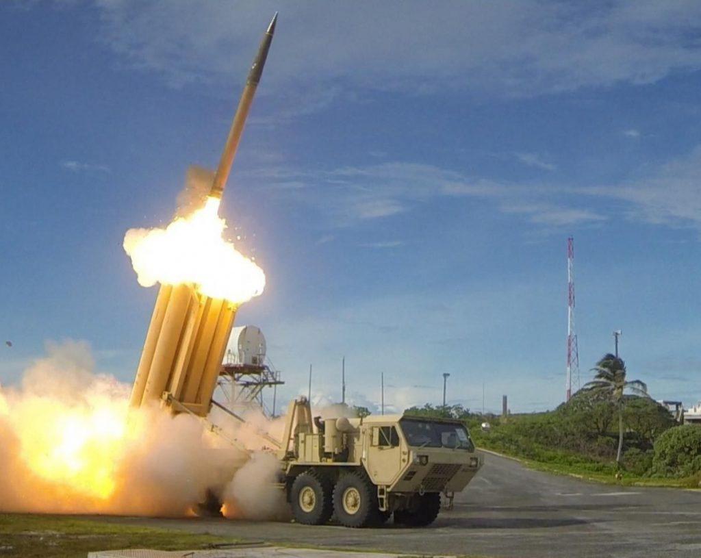 EUA inicia instalação de escudo antimísseis na Coreia do Sul