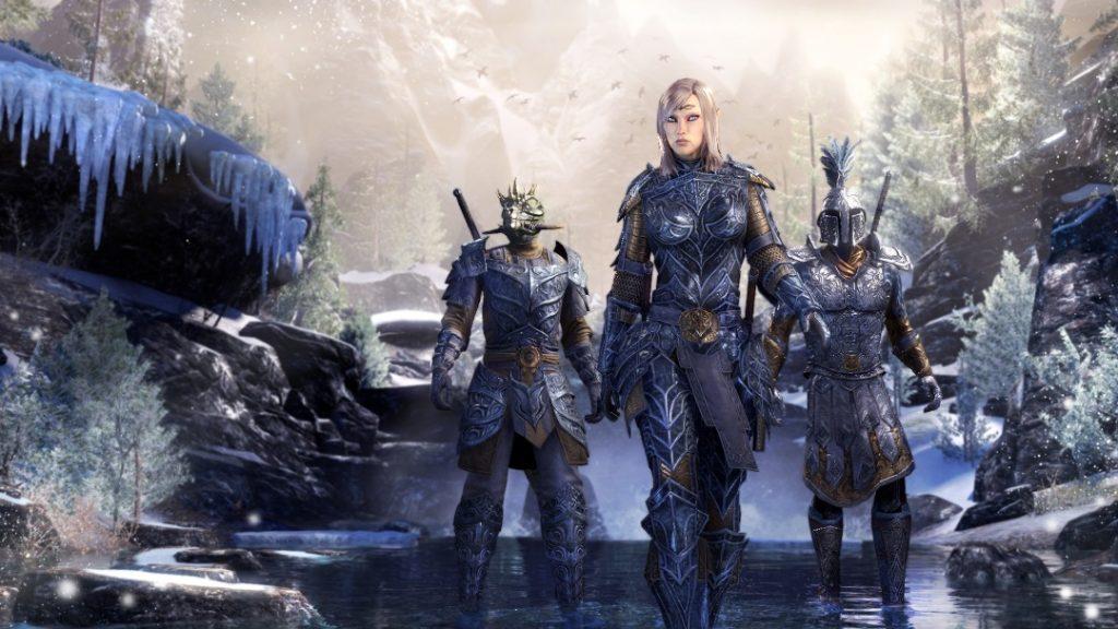 Você pode jogar The Elder Scrolls Online de graça a semana toda