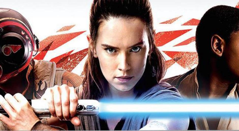 Star Wars: Os Últimos Jedi ganha primeiro trailer