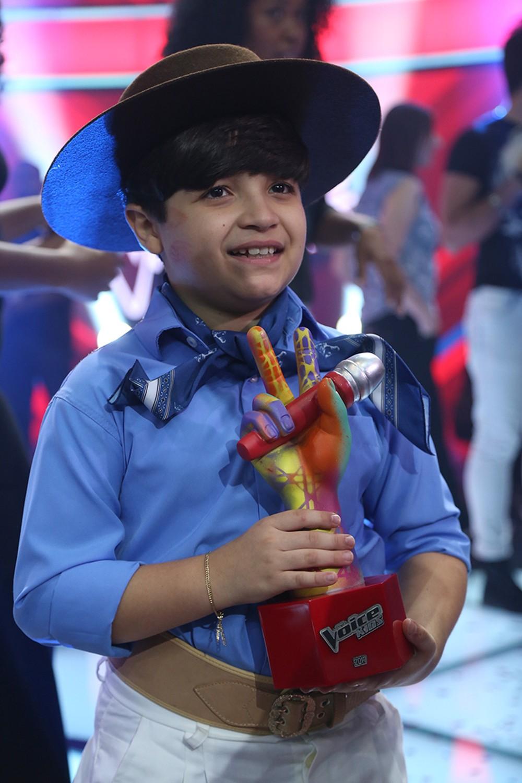 Gauchinho Thomas Machado é o campeão da segunda temporada do 'The ...