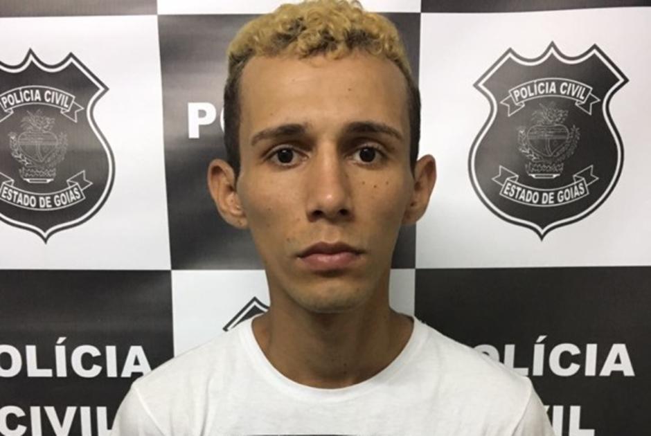 Jovem de 19 anos com 44 passagens pela polícia é preso em Caldas Novas