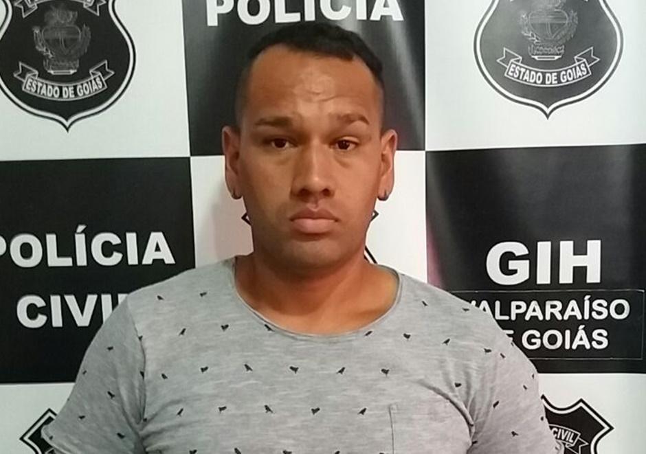 Homem é preso por latrocínio de taxista em Valparaíso