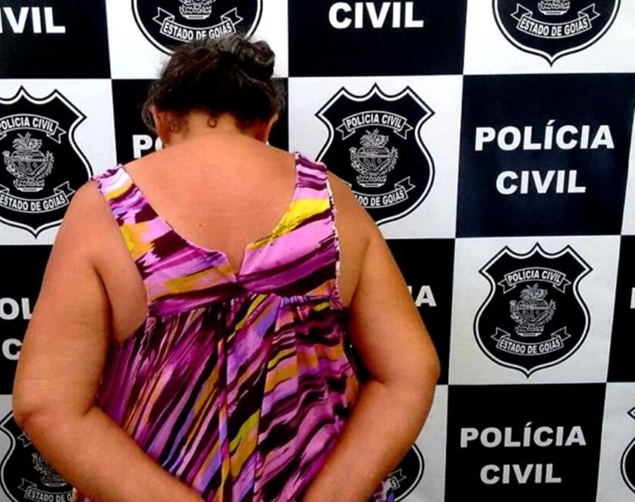 """""""Vovó do Tráfico"""" é presa pela terceira vez em Luziânia"""