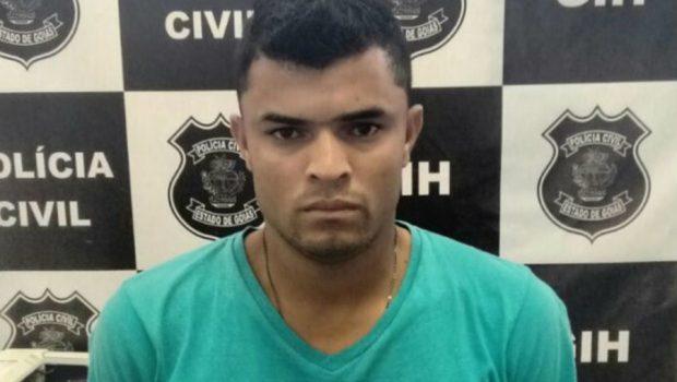 Homem que matou por aposta de R$ 10 em jogo de futebol é preso em Águas Lindas