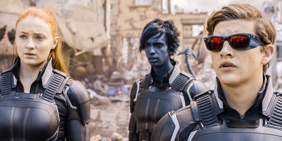 Três filmes do X-Men estreiam em 2018