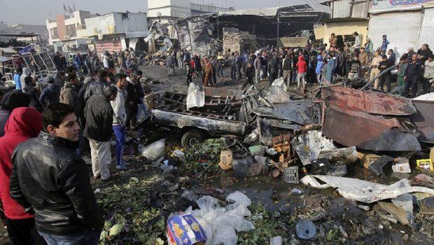 Duplo atentado em Bagdá deixa ao menos 20 mortos e mais de 100 feridos