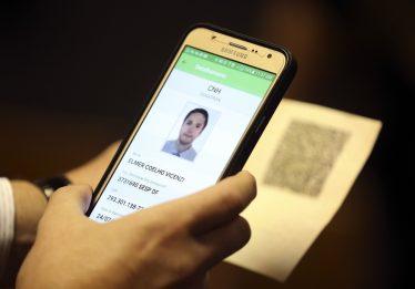 Contra falsificações, carteiras de habilitação passam a ter QR Code
