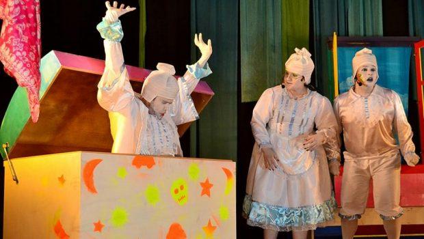 Porão Cênico encena musical infantil Pluft, o Fantasminha