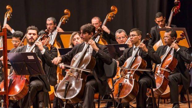 Orquestra Sinfônica faz intervenções musicais em comemoração aos 85 anos de Goiânia