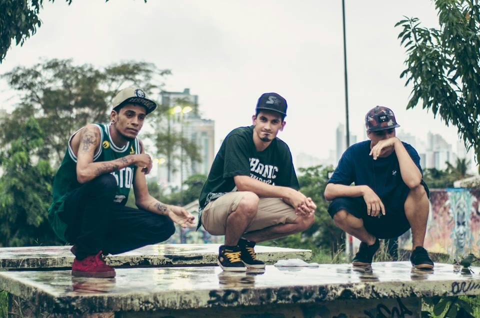 Tese e Rimanação fazem show de hip hop no Teatro Sesi