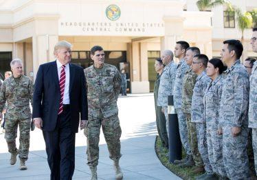 Secretário-geral da Otan apoia aumento de gastos dos EUA com defesa