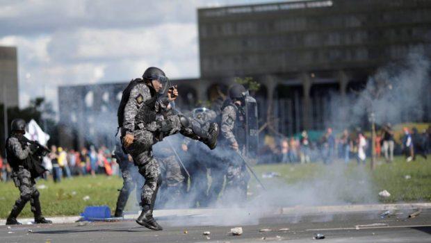 ONU condena uso de força excessiva da PM em Brasília e ação na Cracolândia