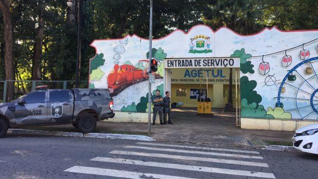 Operação desarticula organização envolvida em desvios no Mutirama e no Zoológico de Goiânia