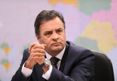Aécio Neves pede ao STF permissão para manter contato com a irmã