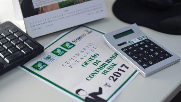 Goiânia sedia Seminário Estadual da Gestão da Contabilidade Rural