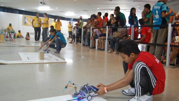 Inscrições para Olimpíada Brasileira de Robótica estão abertas até 20 de maio