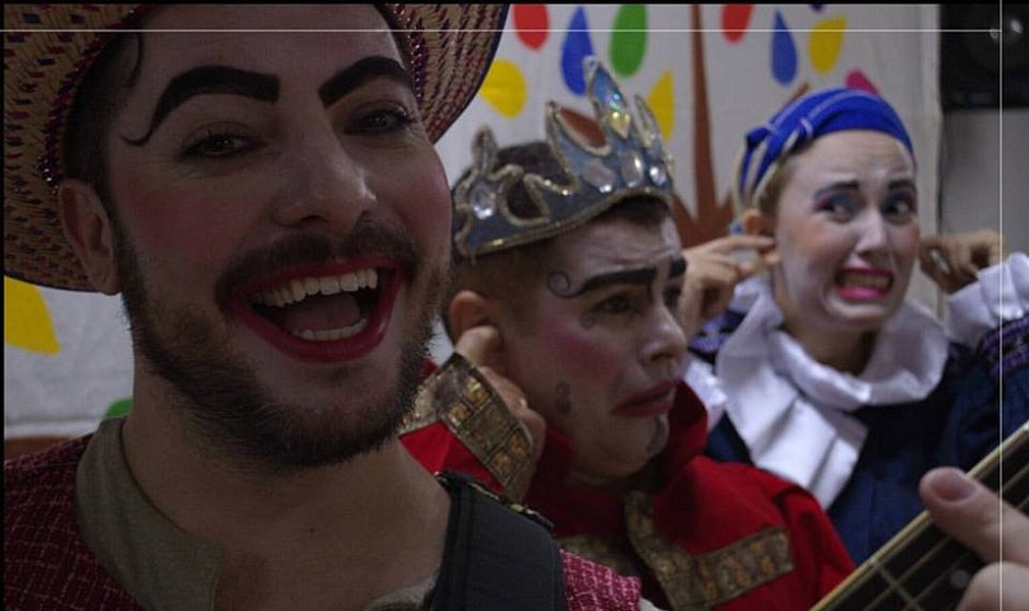 Sesc Centro recebe peça infantil Histórias du Caixote