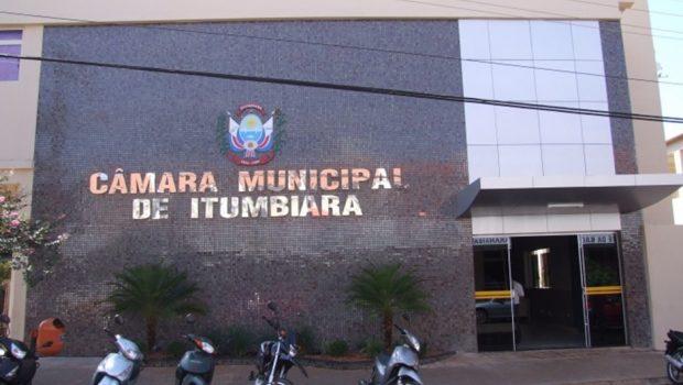 Presidente e secretário da Câmara Municipal de Itumbiara são condenados por improbidade administrativa
