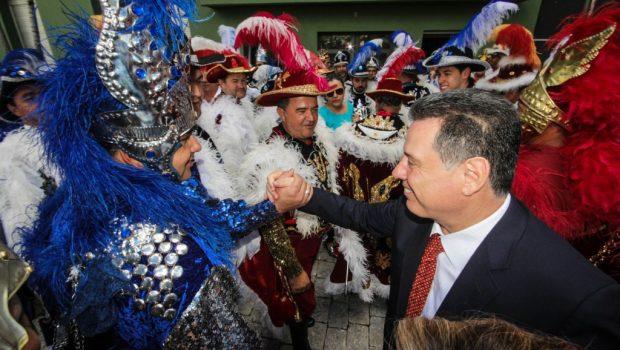 Circuito das Cavalhadas de Goiás é lançado no Palácio das Esmeraldas