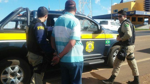 PRF intercepta carga roubada avaliada em mais de R$ 600 mil