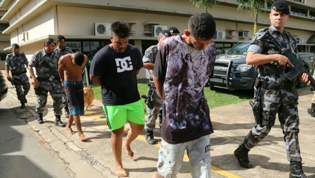 Detento pagou R$ 15 mil para ser resgatado em Guapó